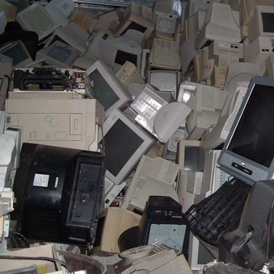 Mountains of Old Monitors are Creating an Ecological Disaster!