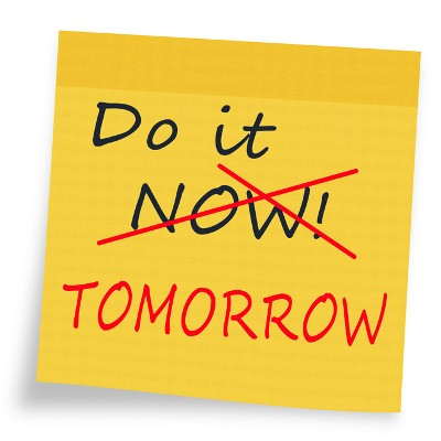 Procrastination Nation: How Doing a Little Now Can Lead to a Lot Later