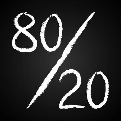 Use the 80/20 Rule to Save on Data Backup Costs