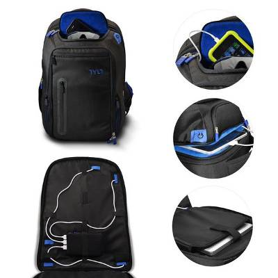 Power Up with the TYLT Energi+ Backpack