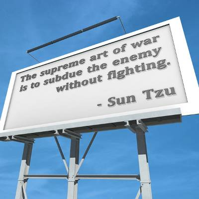 Sun Tzu Says, Protect Your IT Network!