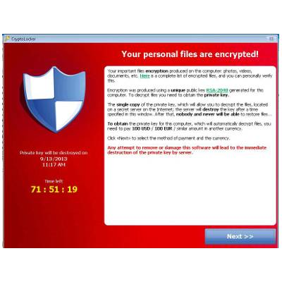 Why you Need to Take the Trojan:Win32/Crilock.A Virus Seriously