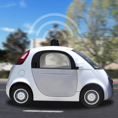 Self-Driving Cars: Would You Hand the Wheel Over to a Computer?
